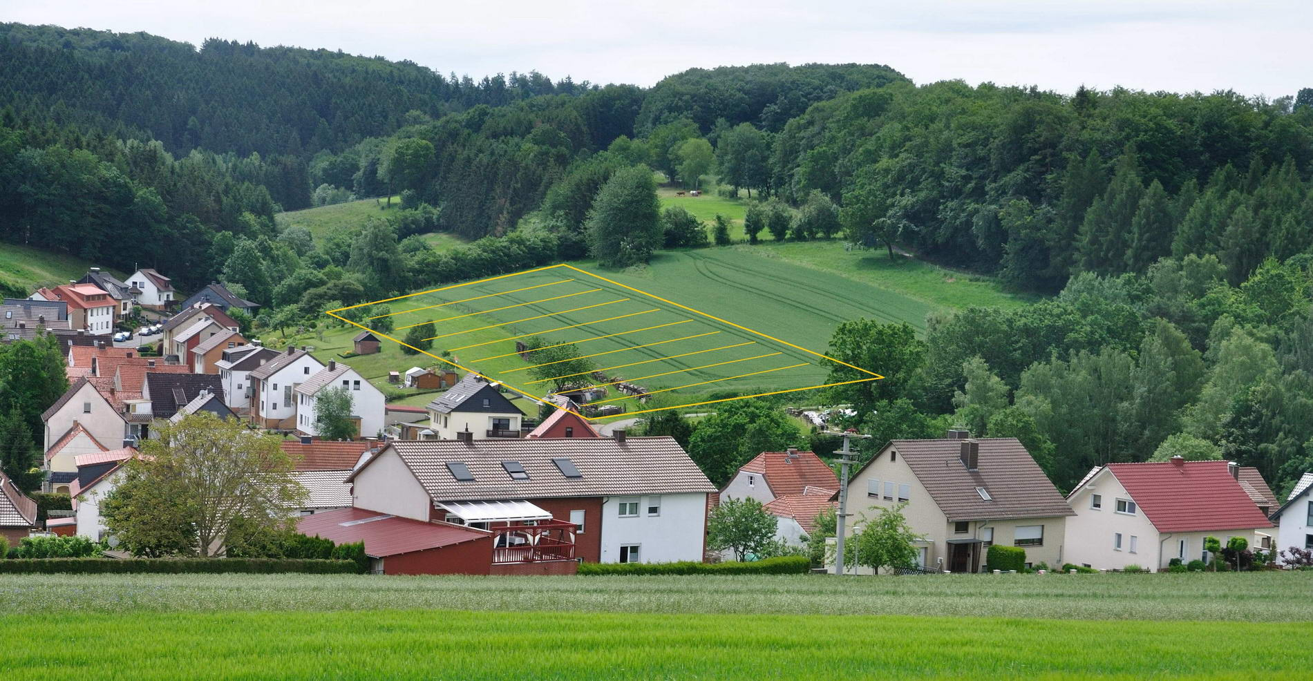 Bauland In Fuhrbach Mein Fuhrbach