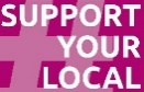 Support your local: Initiative von AAI und Stadtmarketing